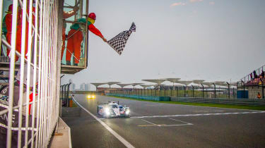 FIA WEC Shanghai Toyota victory