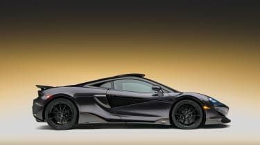 McLaren 600LT MSO - profile