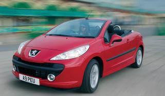 Peugeot 207 CC GT