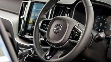 Volvo XC60 - interior