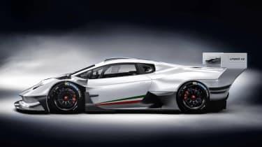 Zyrus Engineering Lamborghini Huracán LP1200 Strada side