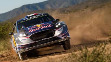 WRC R5 Argentina - Ford 2