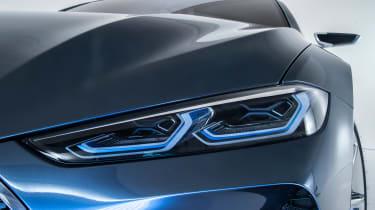 BMW 8-series concept - headlights