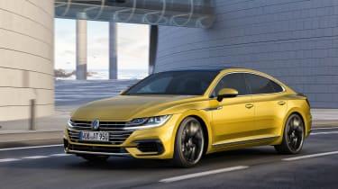 Volkswagen Arteon - front three quarter