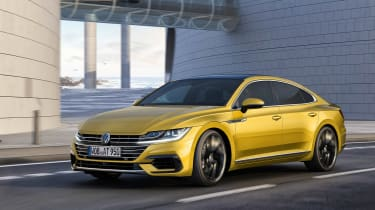 Volkswagen Arteon - front three quarter