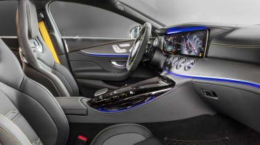 Mercedes-AMG GT63 S Edition 1 - interior