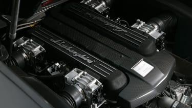 Lamborghini Reventon engine