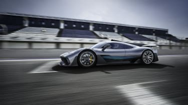 Mercedes-AMG Project 1 - profile