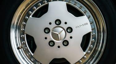 Mercedes-Benz 190E 3.2 AMG - Wheel