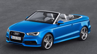 Audi A3 cabrio news and pictures
