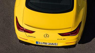 Mercedes-AMG CLA35 - tail