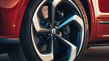 Bentley Bentayga S – wheel