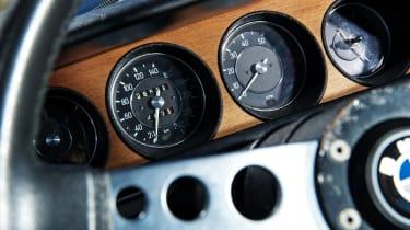 BMW 3.0 CSL dials