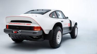Singer Vehicle Design ACS - studio rear