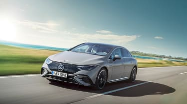 Mercedes-Benz EQE AMG-Line – front