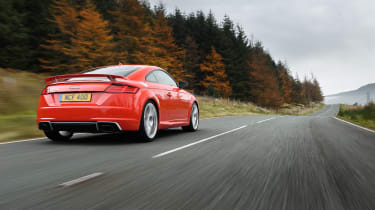 Audi TT RS Coupe – Rear