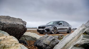 BMW M5 Competition - 2021 front static