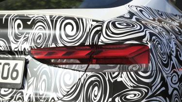 Audi S5 TDI Spy - lighting