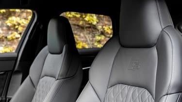 Audi S6 TDI - Seats