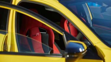 Honda Civic Type R Limited Edition - seats