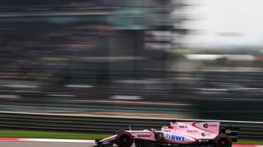 Formula 1: China - FI