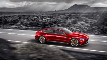 Mercedes-AMG GT Concept profile