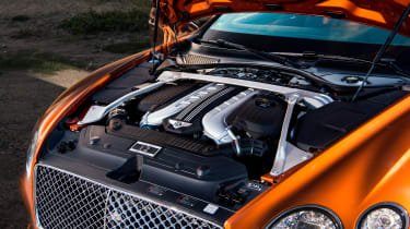 Bentley Continental GT review – engine