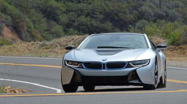 evo Magazine July 2014 - BMW i8
