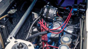 Mazda RX-7 Evo Group B Works - engine