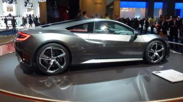Honda NSX concept at frankkfurt motor show 2013