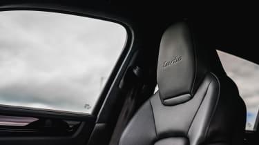 Porsche Cayenne Turbo - Seat