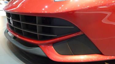 Ferrari F12 Berlinetta front splitter