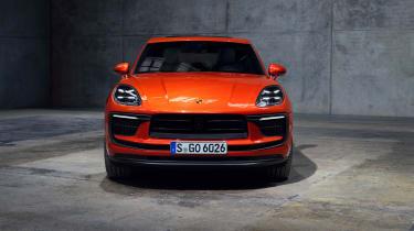 2021 Porsche Macan S – front