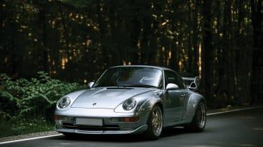 Porsche 911 GT2 - front quarter