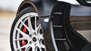 Hennessey Venom GT wheel