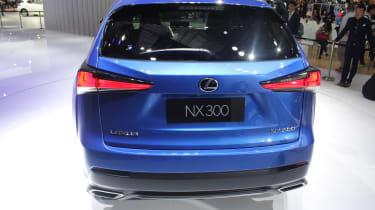 Lexus NX300 - live rear 4