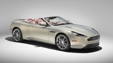 Aston Martin DB9 by Q