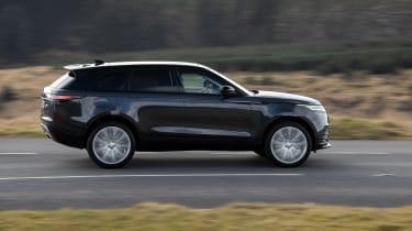2021 Land Rover Range Rover Velar – side