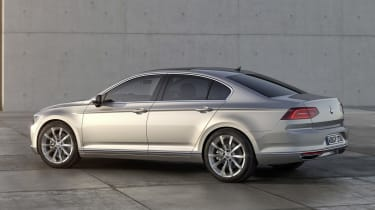 New VW Passat