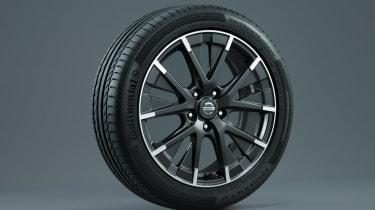 Nissan Leaf Nismo wheel