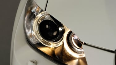 BMW M3 headlight