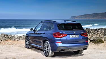 BMW X3 M40i - Rear