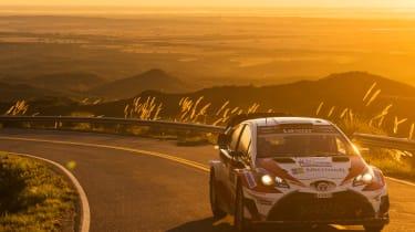 WRC R5 Argentina - Toyota 4