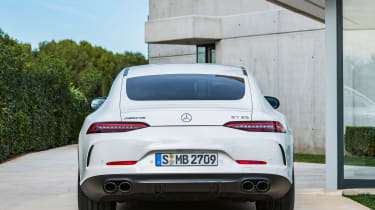 Mercedes-AMG GT 53 - tail