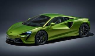 McLaren Artura front