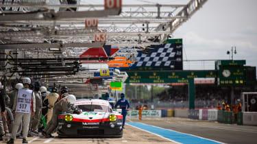 Le Mans 2017 Porsche 911