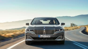 2019 BMW 7-series - nose