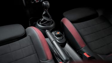Mini 1499 GT special edition - gearbox