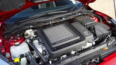 Mazda 3 MPS engine