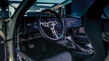 Mazda RX-7 Evo Group B Works - interior